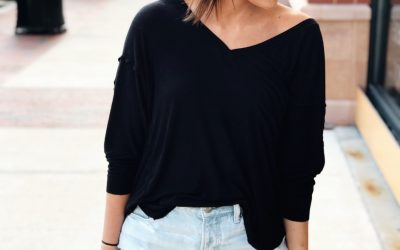 the perfect budget-friendly fall top