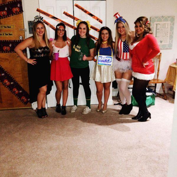 easy group DIY halloween costumes