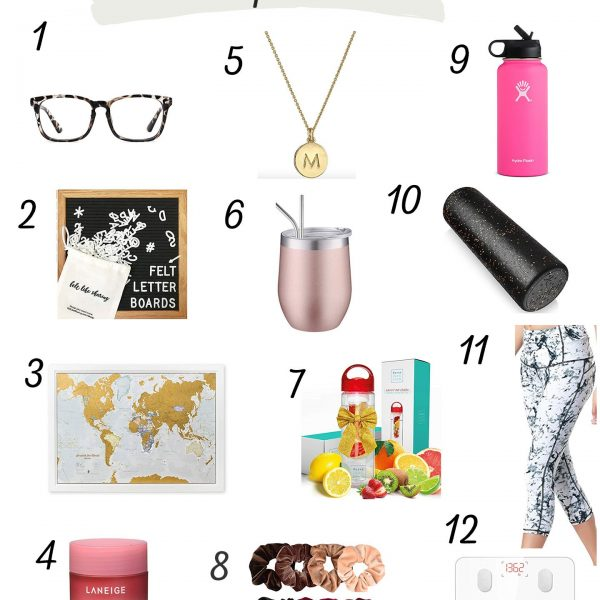gift guide for her : amazon under $50
