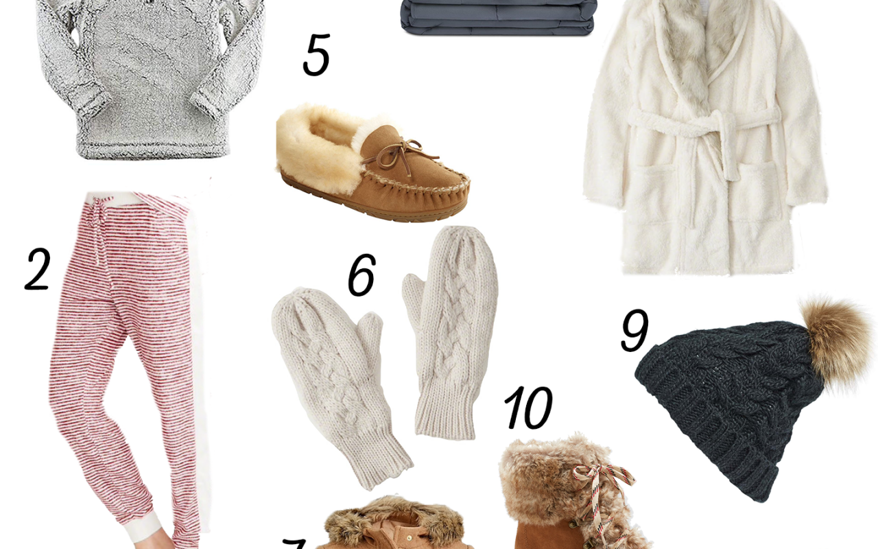 gift ideas for the person who is always cold
