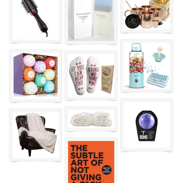 amazon gift guide for him + her