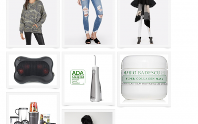 my holiday gift guide wishlist