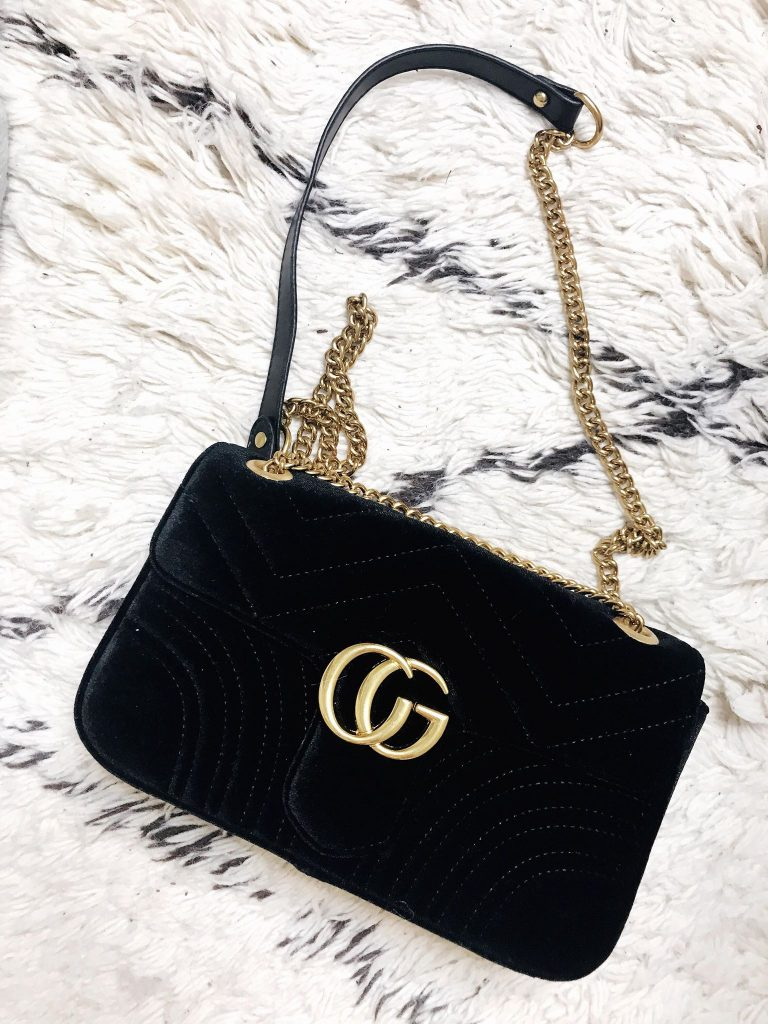 casual outfits gucci bag dupe