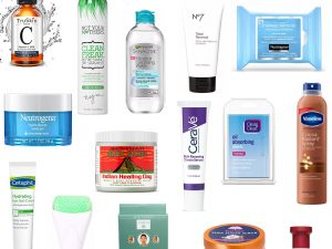 drugstore skincare products