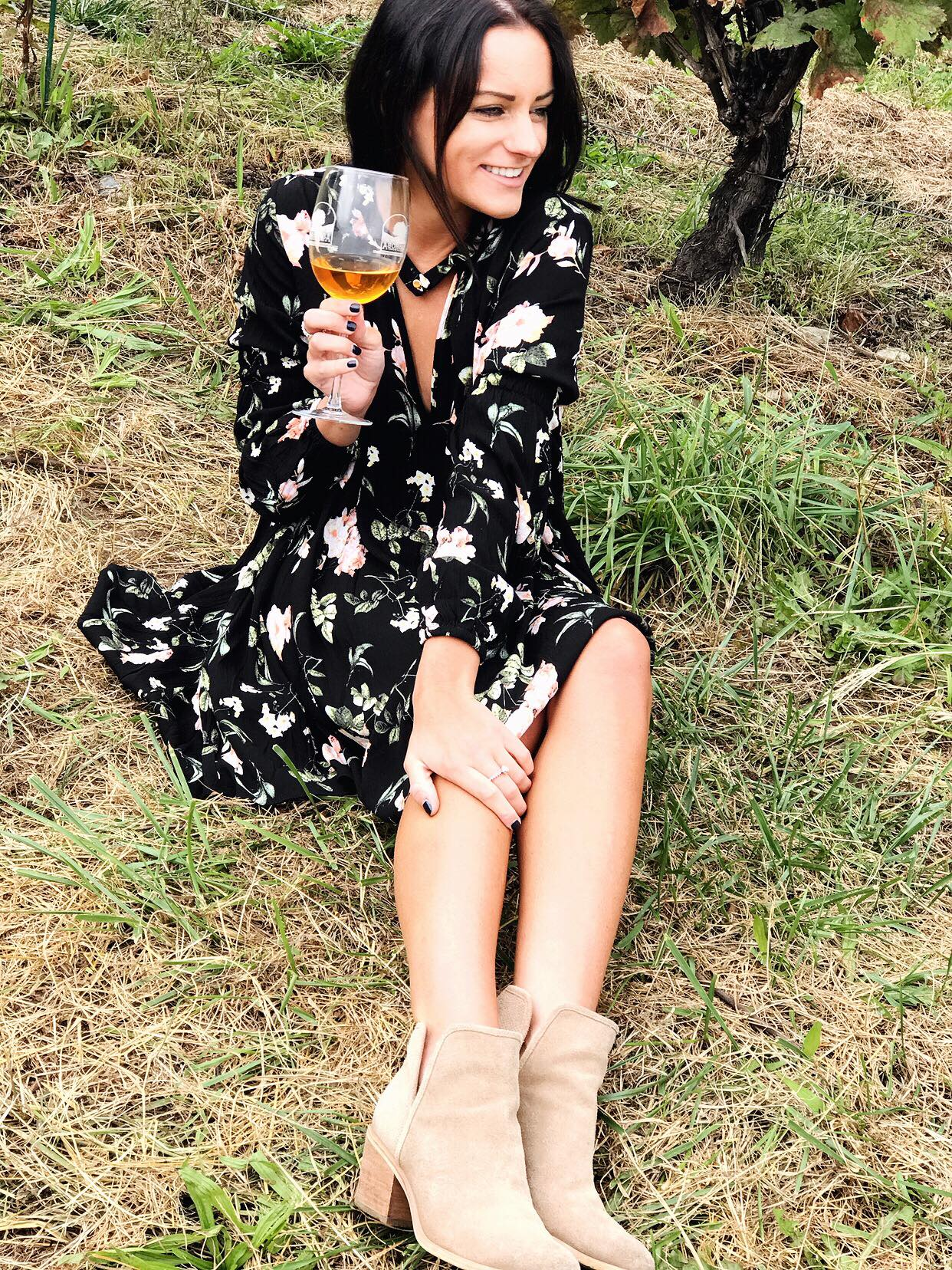 winery outfit