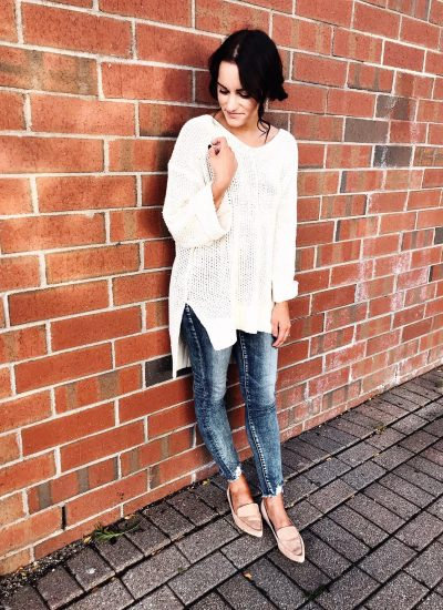 easy casual spring outfit