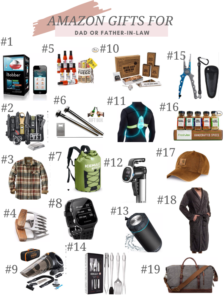 amazon gift ideas for dad and father in law