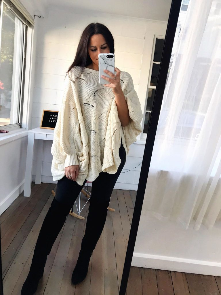 oversized going out sweater amazon prime
