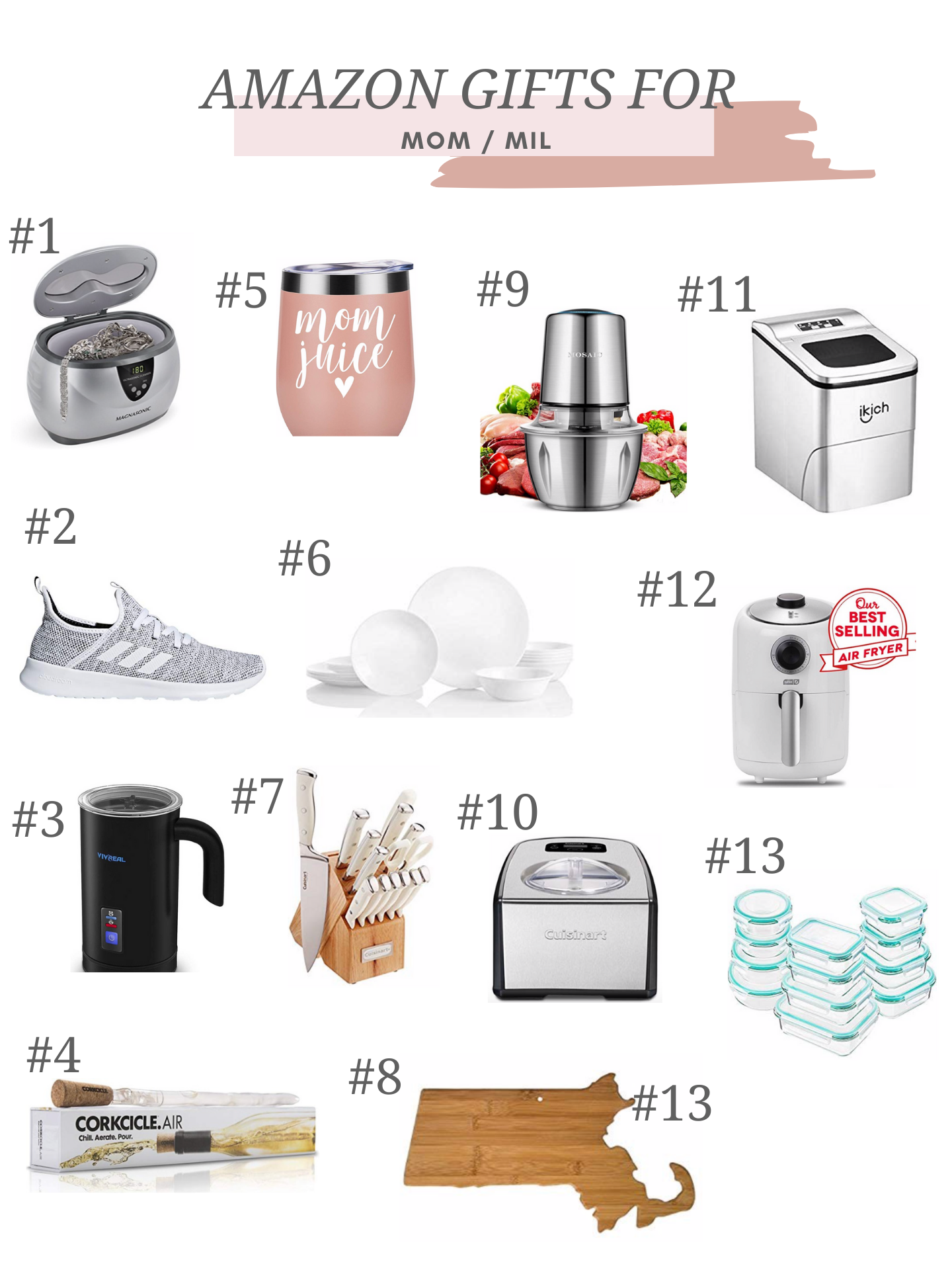 amazon gifts for mom/ MIL