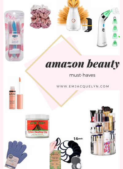 Amazon Beauty Must- Haves
