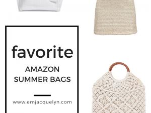 amazon summer bags