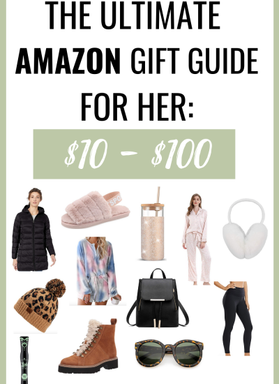 Best Amazon Gifts for Her Under $100