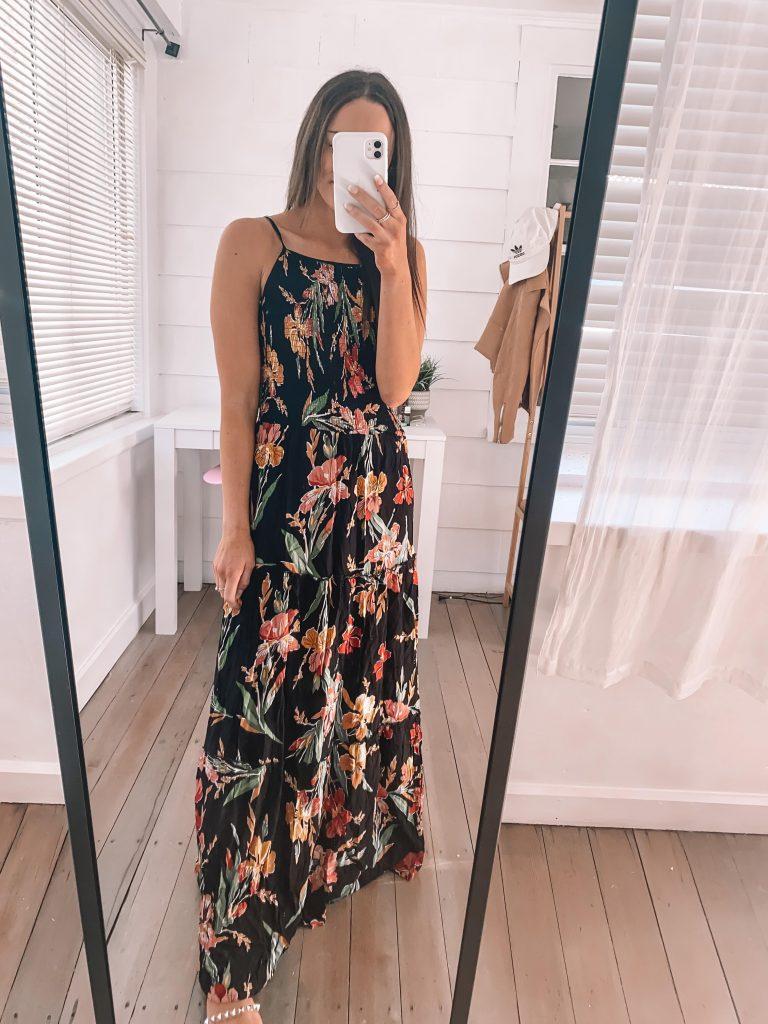 amazon maxi dress for summer